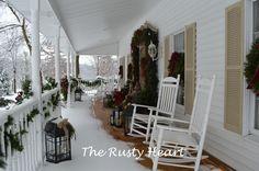 Snowy Christmas!