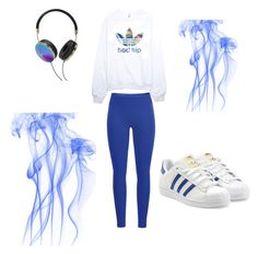 """""""Untitled #3"""" by esefa-husarkic ❤ liked on Polyvore featuring adidas, Black Diamond, adidas Originals and Frends"""