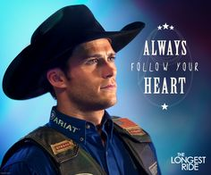 Sorry, what were you saying? #LongestRide The Longest Ride Quotes, The Longest Ride Movie, Best Movie Quotes, Film Quotes, Luke Collins, Nicholas Sparks Quotes, Country Girl Quotes, Country Sayings, Country Boys