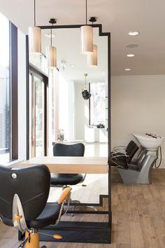 The 5 Best Business Models for Making Money at Home Art Deco Makeup, Makeup Salon, Spa Design, Salon Design, Photographe Architecture, Salon Mirrors, Barber Shop Decor, Hair Barber, Hair Salon Interior