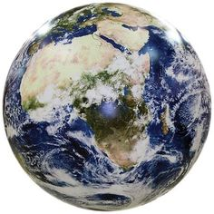 Earthball, Inflatable Earth Globe fro…