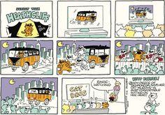 Heathcliff Comic Strip, October 16, 2016     on GoComics.com