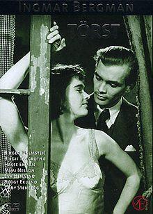 Sete (Törst), Svezia 1949, di Ingmar Bergman