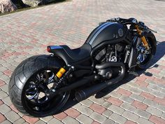 08 #HarleyDavidson Night Rod Special Supercharged . Spotted At www.fredy.ee . #BulletsBikesCars #Custom  #NightRodSpecial by bullets.bikes.cars