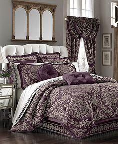 J Queen New York Wellington Comforter Sets - Bedding Collections - Bed & Bath - Macy's