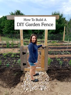 How to Build a DIY Garden Fence | Fresh Exchange