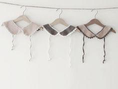 Tutoriel DIY: Faire un col claudine crocheté via DaWanda.com