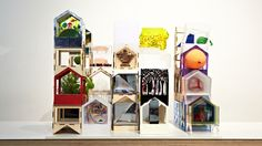 20 Architects Design a Dolls' House for KIDS