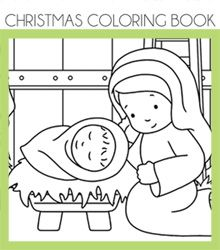 Online Christmas Colouring