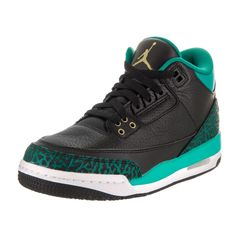 new styles ad478 c7d92 Nike Jordan Kids Air Jordan 3 Retro Gg Basketball Shoes Zapatos De Hombre, Air  Jordan