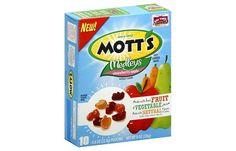 FREE Mott's Medleys Fruit Snacks for Betty Crocker Members (US only)