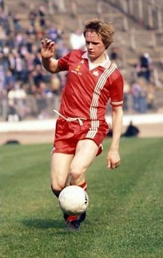 John McMaster of Aberdeen in 1978.
