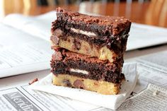 Click and Eat: Trashy Brownies