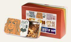Adagio Teas: doctor who sampler set