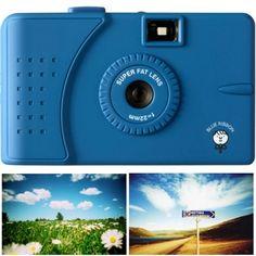 Blue ribbon wide-angle camera from poketo, father's day gift idea?