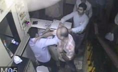 Cop Thrashes Hotel Staff Over Food Bill, Act Caught On Camera. No FIR Yet https://link.crwd.fr/2qlw