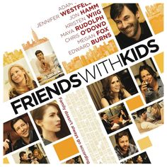 Day 17: Netflix movie for the night, Friends with Kids. Chick flick me night!