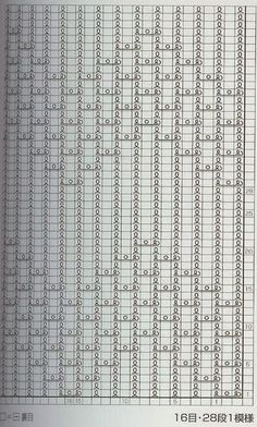 Lace Knitting Stitch Great site for knitting stitch patterns Lace Knitting Stitches, Lace Knitting Patterns, Knitting Charts, Baby Knitting, Stitch Patterns, Learn How To Knit, Yarn Crafts, Handmade Crafts, Knit Crochet
