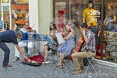 Download String Quartet Playing Dowtown Royalty Free Stock Photography for free or as low as 0.68 lei. New users enjoy 60% OFF. 20,205,535 high-resolution stock photos and vector illustrations. Image: 35878487