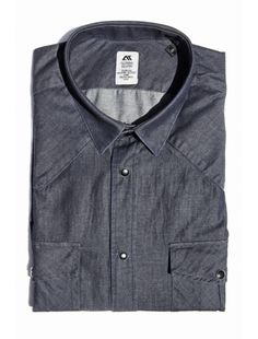 CHEMISE JEANS HOMME