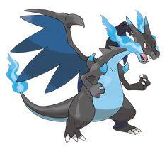 Charizard Mega Evolution | Mega Charizard Y - Mega Evolution - Pokémon X & Y - Marriland