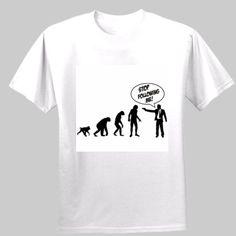 Evolution! Evolution, Mens Tops, T Shirt, Fashion, Humor, Supreme T Shirt, Moda, Tee, Fashion Styles