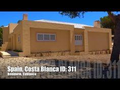 Новый большой дом в Испании на берегу моря, Coblanca. Недвижимость в Исп...