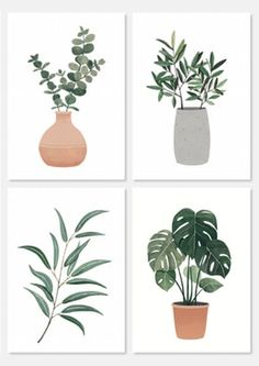 floral illustration – Best Garden Plants And Planting Plant Painting, Plant Drawing, Plant Art, Plant Sketches, Illustration Blume, Floral Illustrations, Painting Inspiration, Watercolor Paintings, Plants Watercolor
