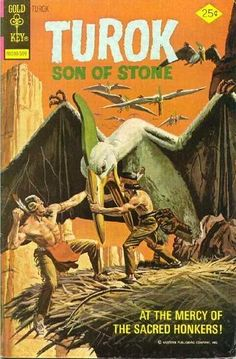Turok, Son of Stone #99