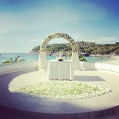 The Racha, Phuket - Wedding