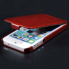 New Arrival high quality Retro Luxury Flip Phone Case for iphone 4 4S PU Leather Cover. Click visit to buy #FlipCase #case