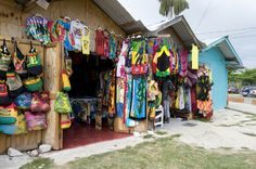 Negril, Jamaica  Craft Market...my name is Winsome...you winsome, you lose some.