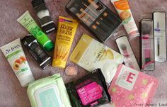 Real Techniques, E.L.F,  TheFaceShop haul from iHerb through SingPost. Click to read the full post | Crazy Beauty Land