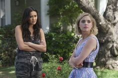 Check out the Liars' most fashionable moments, plus tips to getting their signature styles.