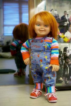 8 Best Chucky doll costume toddler kids images  ae1b7e304