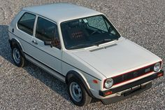 #Volkswagen #VW #Golf #GTI #1 #MK1