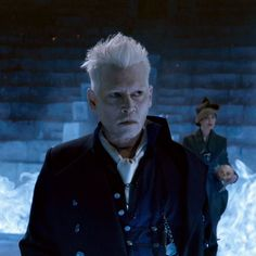 Gellert Grindelwald, Crimes Of Grindelwald, Harry Potter Fan Art, Harry Potter Universal, Johnny Depp Movies, Albus Dumbledore, Fantastic Beasts And Where, Johnny Was, Funny Animals