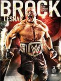WWE: Brock Lesnar - Eat. Sleep. Conquer. Repeat. [3 Discs] [DVD] [2016]