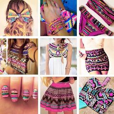 AZTEC FASHION NEED THE SKIRT