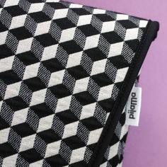 Pijama Mini Backpack Optical Check – Kladi Mini Backpack, Backpacks, Quilts, Wool, Check, Bags, Handbags, Quilt Sets, Backpack