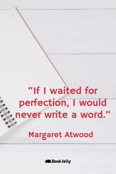Writing inspiration from the top fiction and nonfiction authors Fiction And Nonfiction, Margaret Atwood, Writing Quotes, Marigold, Writing Inspiration, Wisdom Quotes, Authors, Writer, Words