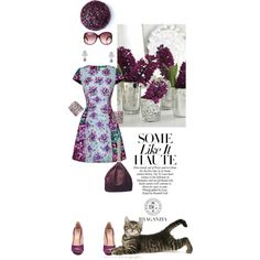 """""""Haute stuff"""" by pensivepeacock on Polyvore"""