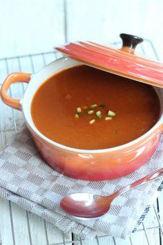 Lekker en Simpel - Courgette-tomatensoep