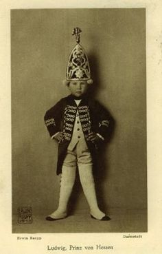 Prince Ludwig of Hesse.