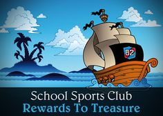 Calling All School Sports Club Leaders: Have You Got All the Rewards You Need? School Sports, Sports Clubs, School Badges, Reward Yourself, Fun Ideas, Poster, Posters