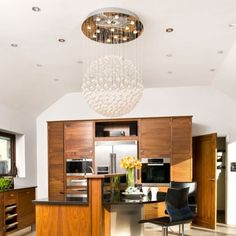 10 Sparkling Kitchen Lighting Ideas