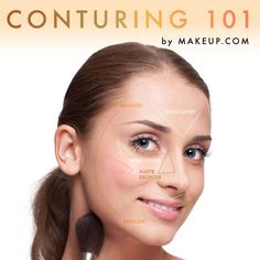 HOW TO CONTOUR & HIGHLIGHT YOUR FACE