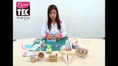 Aprenda com a artista Ivy Larrea a criar uma linda decoração para a sua FESTA...\o/...