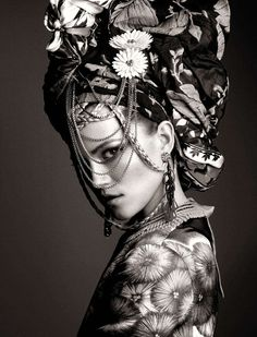 Gypsy Editorials  - If you are looking for a new style muse to take notes from…