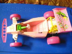 Vintage Barbie Pink Dune Buggy Island Fun 1986 Very Nice | eBay
